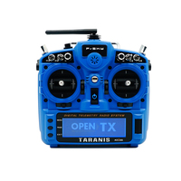 FrSky Taranis X9D Plus 2019 2.4G 24CH ACCESS ACCST D16 Transmitter Supports Spectrum Analyzer Functionfor for RC Drone