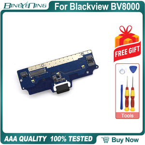 Image 2 - 100% New Original USB Board Charging Port Board usb plug For Blackview BV8000/BV8000 Pro Repair Replacement Accessories Parts