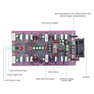 Image 3 - Aiyima ハイファイアンプ WY2963/WK5688 2.0 クラス ab ステレオパワーアンプオーディオアンプ 600WX2 サウンド amplificador ホームシアター diy