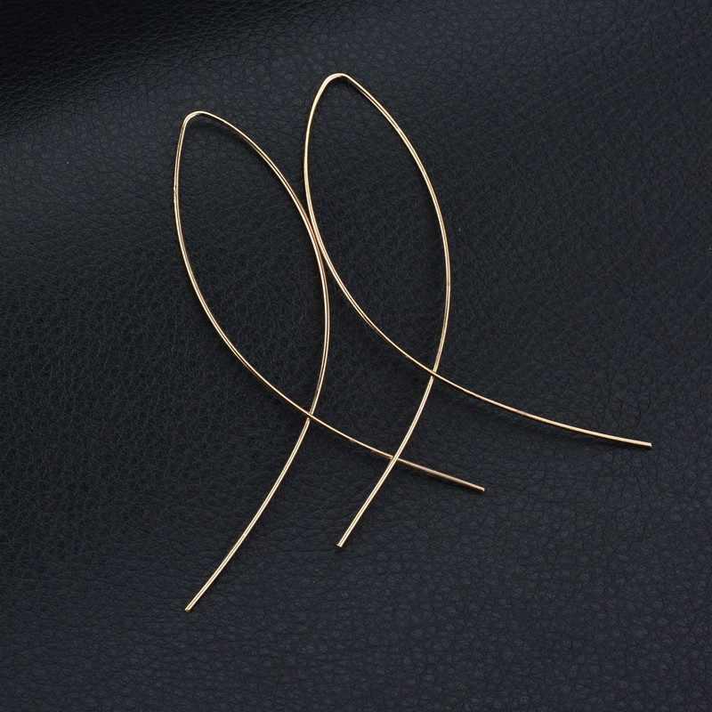 ต่างหูผู้หญิงต่างหูแฟชั่นเรขาคณิตต่างหูสำหรับงานแต่งงานเครื่องประดับของขวัญขายส่ง