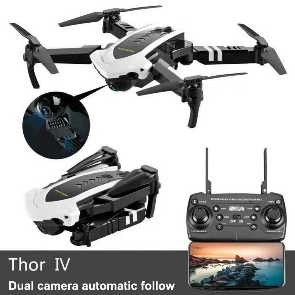 2.4GHz Drone x pro Selfi WIFI FPV With 1080P HD Camera Foldable RC Quadcopter Gift image