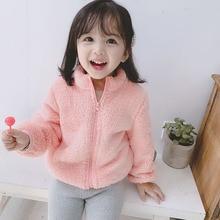 Macaron Baby Girls Fur Coat Warm Velvet Toddler Kids Jackets And Coats Soft Woolen Jacket For Boys Winter Children Outerwear стоимость