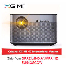 XGIMI proyector H2, 1920x1080, dlp, Full HD, 1350 lúmenes, 3D, compatible con 4K, Android, wifi, Bluetooth