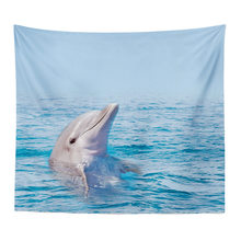 Plant Animal Tapestry Wall Hanging Wall Tapestry Blanket Tapestries for Living Room Bedroom Farmhouse Decor Bedspread Beach Mat(China)