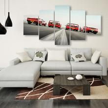 Wall Art Canvas Painting Classic Retro Car Sports car GTO,F40,F50 Picture Bedside Home Decorative Posters HD Print Artwork Mural