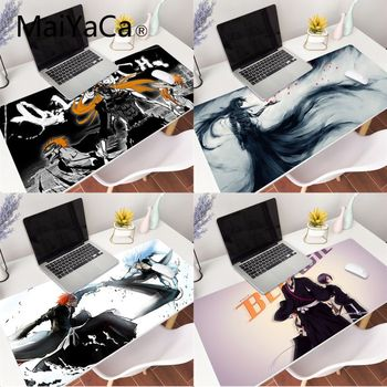 MaiYaCa My Favorite Bleach anime Rubber Pad to Mouse Game Gaming gamer Large Deak Mat 800x300mm for overwatch/cs go