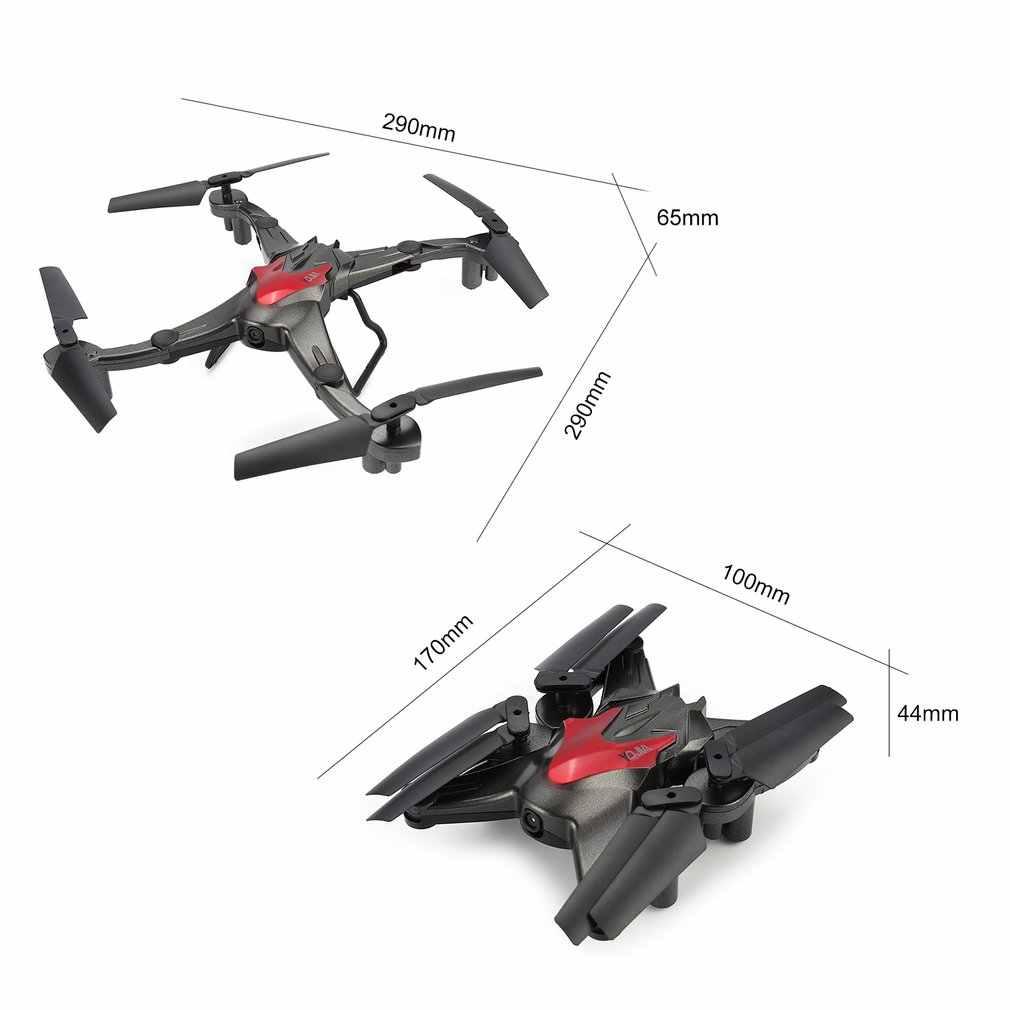 D70WG 2.4 グラム 6 軸カメラドローン 0.3MP Wifi カメラ FPV RC 折りたたみ航空機と高度ホールドヘッドレス 3D 反転速度スイッチ