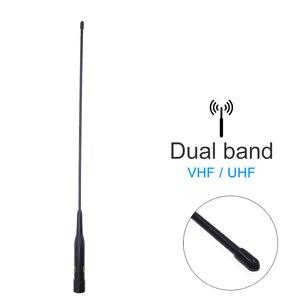 Двухдиапазонная мобильная антенна ngoya NL-R2, Любительский радиоприемник VHF UHF 144/430 МГц, гибкая Whip PL259 антенна для автомобиля, мобильное радио