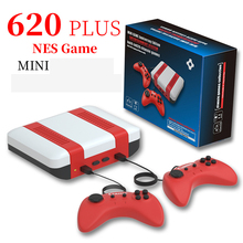 y Retro Video Game Console 8 Bit 620 in 1 Built in 620 Games with 2 Controllers FC games TV-out