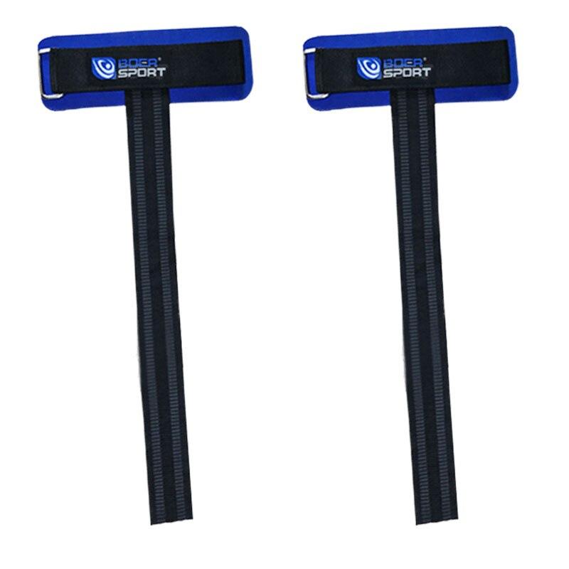 BOER Sport Wrist Band Brace Wrap Adjustable Support Gym Strap Bandage Belt