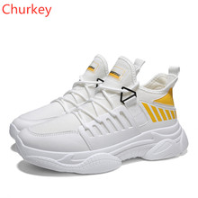 Mens Shoes Casual Sneakers Men Light Breathable Hard-Wearing Spring/Autumn Fashion 2018 Popular Man