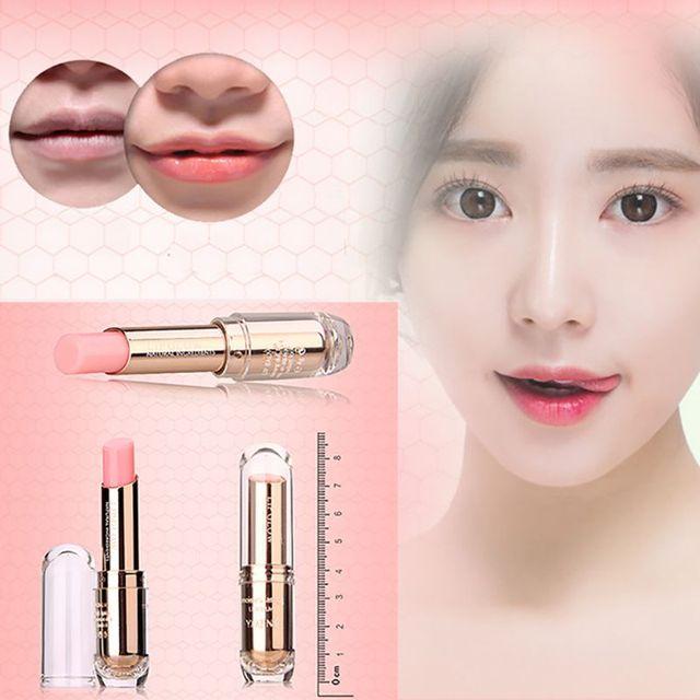 Hydratant Lipgloss baume à lèvres hydratant bâton brillant à lèvres VE rouge couleur Portable taille offre spéciale