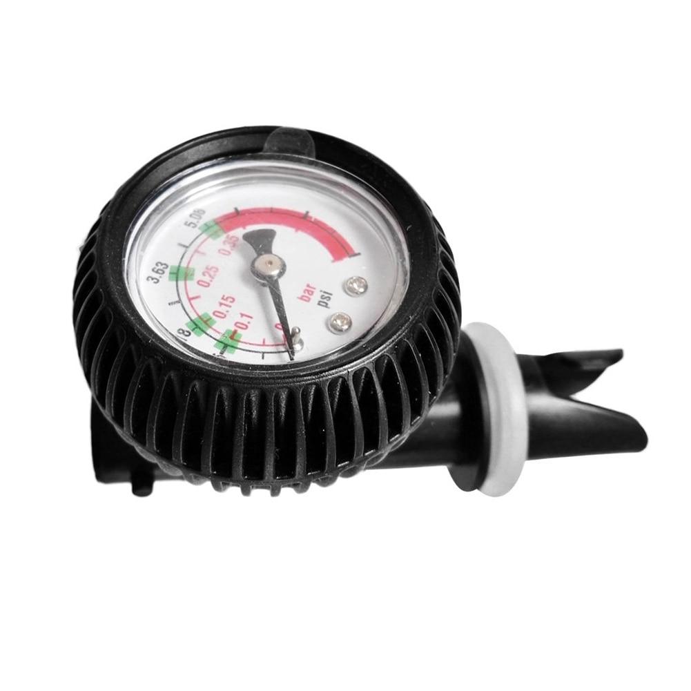 Air Thermometer Air  Raft Inflatable Boat Pressure Gauge Kayak Accessory