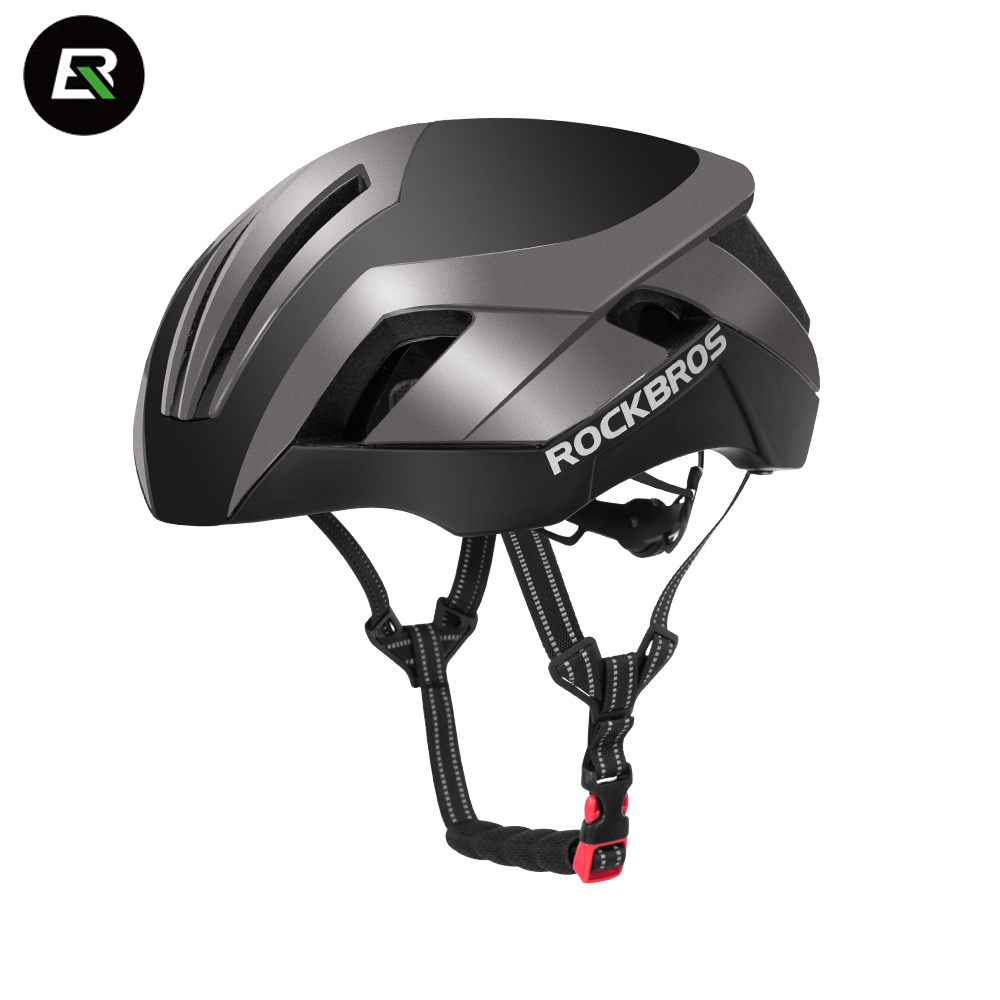 Rockbros casque de vélo 3 en 1 intégral-moulé casque de cyclisme EPS réfléchissant sécurité vtt route vélo casque pour hommes femmes