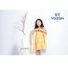 Yazan/хлопковое детское пляжное полотенце с капюшоном одеяло