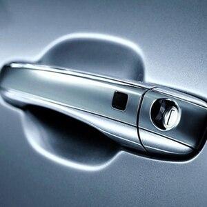 5 шт Прозрачные стикеры автомобили протектор двери автомобиля царапины дверные ручки наклейки|Наклейки на автомобиль|   | АлиЭкспресс