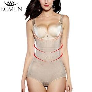 Women's Slimming Underwear Bodysuit Body Shaper Waist Shaper Shapewear Postpartum Recovery Slimming Shaper