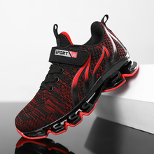 Boys Girls Casual Walking Shoes 2020 Kids Sneakers Magic Str