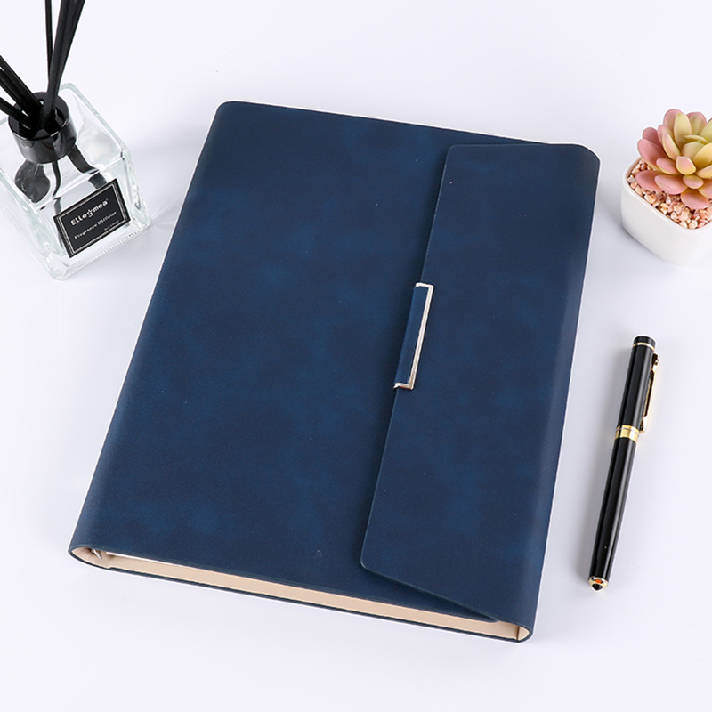 Leather Bible Trave Journal Notepad Folder Notebook A5