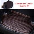 Высокое качество специальные автомобильные коврики для багажника Changan CS15 CS35 CS55 CS75 CS85 CS95 любую погоду водонепроницаемый грузовой лайнер заг...