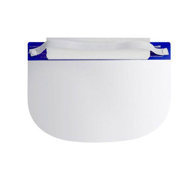 2PCS Unisex Anti Saliva Anti Splash Adjustable Outdoor Safe Protective Shield Cover Glasses Flip Up Visor Oil Protection 3