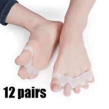 Разделитель для коррекции пальцев ног вальгусный корректор 2