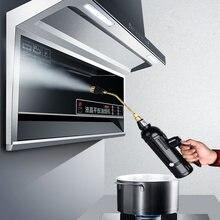 Ручной пароочиститель с высокой температурой и давлением для
