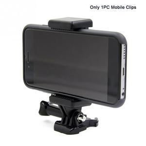 Image 3 - ใหม่สำหรับขาตั้งกล้อง Monopod CLAMP ยึดผู้ถือ Mount คลิปโทรศัพท์มือถืออะแดปเตอร์ Universal คลิปโทรศัพท์มือถือ