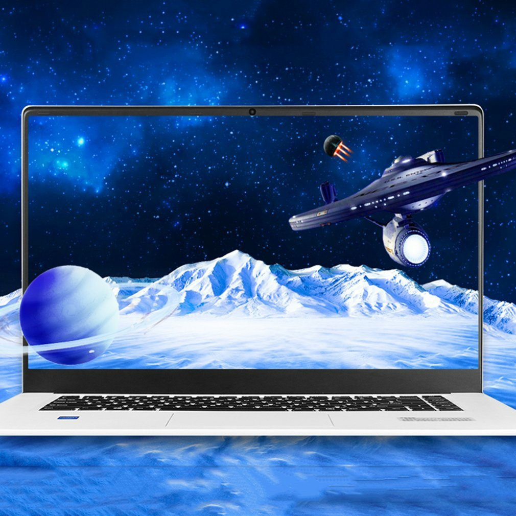 Laptop High Definition Screen Portable Quad-core Laptop Ultra-thin Large Capacity Battery High Performance Laptop-3