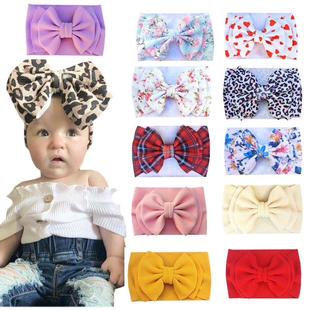 Big bow headwrap  babyheadbands large bow headbandsbbay hairbow  oversize bow toddler abby  bow headband