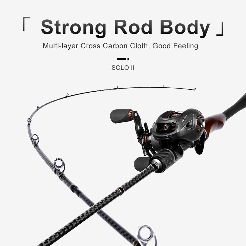 Kingdom Solo II Fishing Rods  2