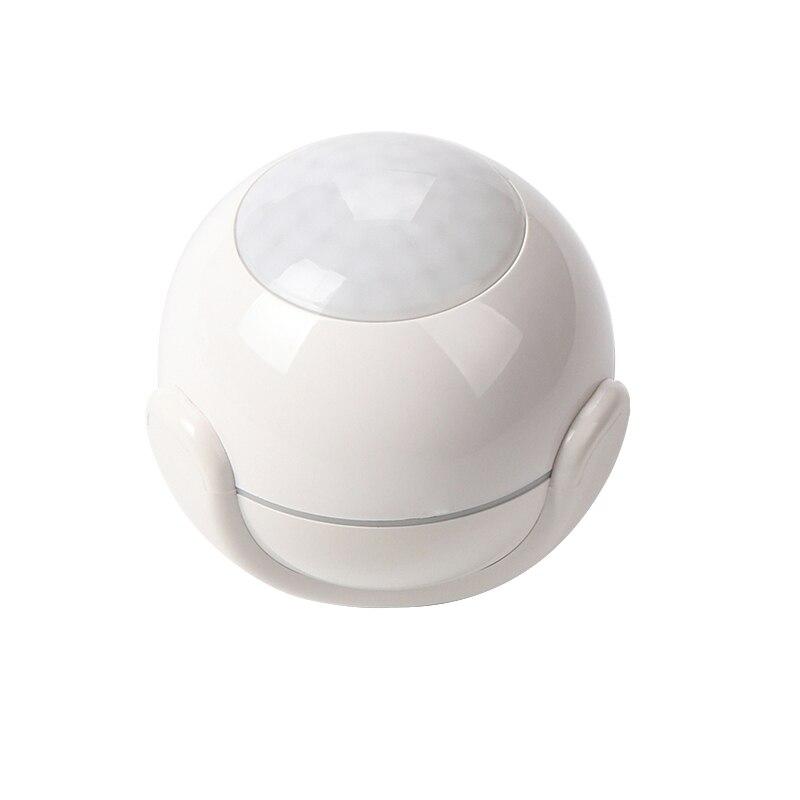 Tuya Smart Life Battery Powered WiFi Tuya PIR Motion Sensor Detector Home Alarm Secure System Work With IFTTT