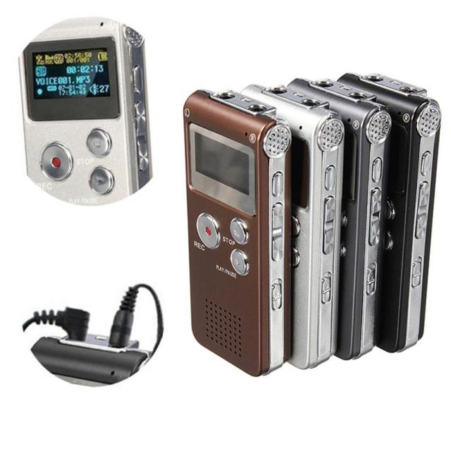 Portable Audio Recorder 6