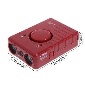 Image 4 - 공격적인 개를위한 LED 가벼운 훈련 장치를 가진 애완 동물 개 Repeller 반대로 짖는 소리 중지 나무 껍질
