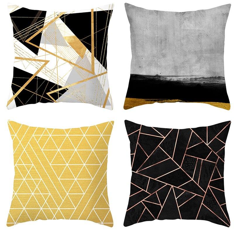 Pillow Cover Home Sofa Back Cushion