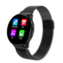 2019 Pria CF68 Smart Watch Wanita Tahan Air IP67 Tekanan Darah Sport Smartwatch Denyut Jantung Smart Gelang Vs Q9 untuk Android IOS(China)
