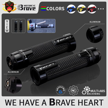 motorcycle brake clutch lever handlebar grips for yamaha mt 07 mt07 fz 07 2014 2015 2016 2017 2018 2019 2020 2021 mt 07 parts 7/8''22mm For YAMAHA MT07 FZ07 mt-07 fz-07 2014 2015 2016 2017 2018 2019 2020 Motorcycle Rubber Hand Grip Bar handlebar grips