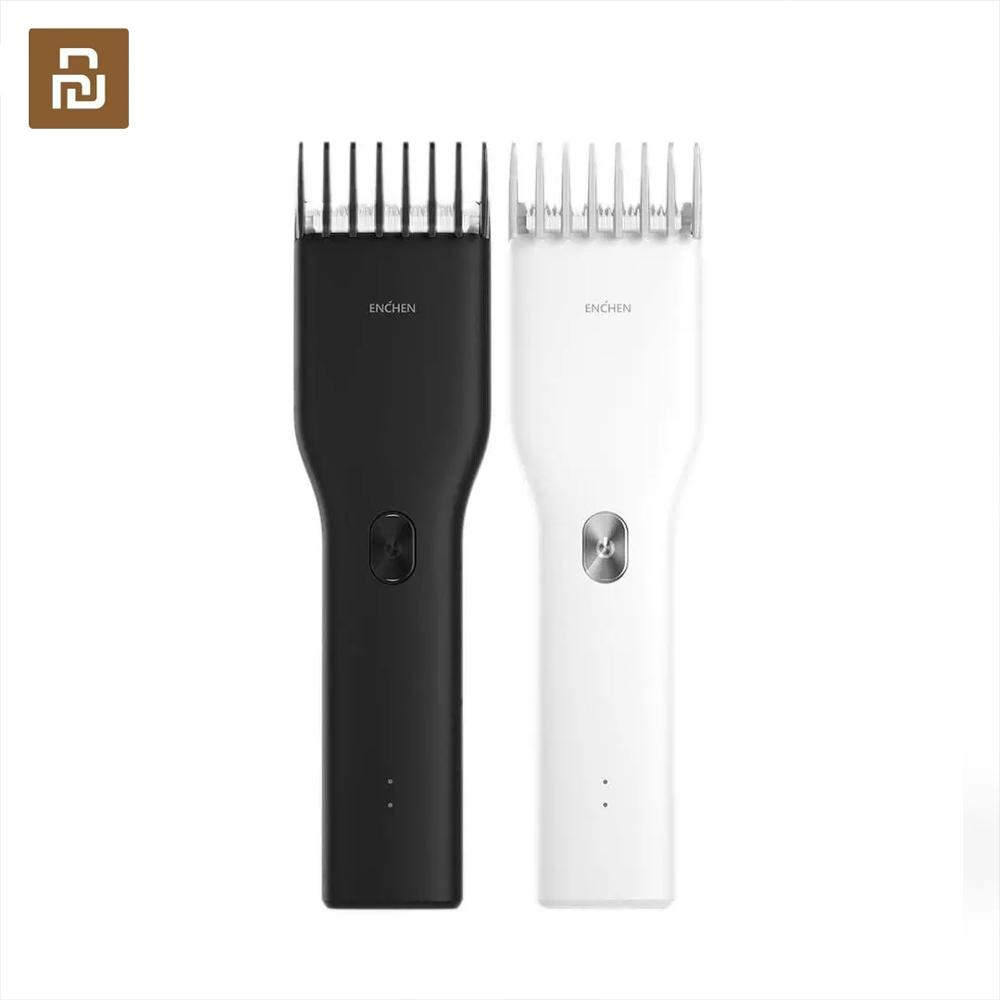 In Stock ENCHEN Boost USB Electric Hair Clipper Two Speed Ceramic Cutter Hair Fast Charging Hair Trimmer For Children 1
