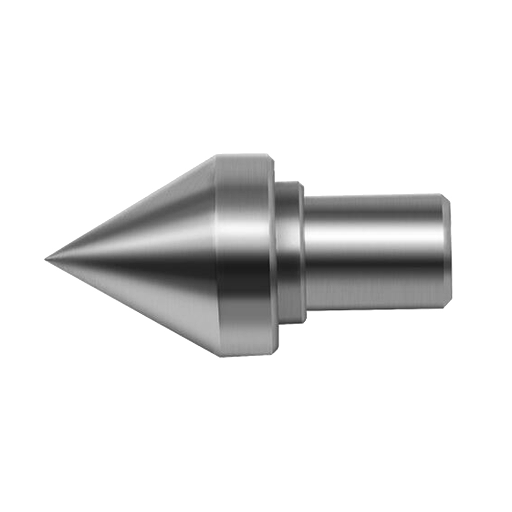 8mm Shank Live Bearing Tailstock Center For Metal Wood,made Well Balanced And Smooth