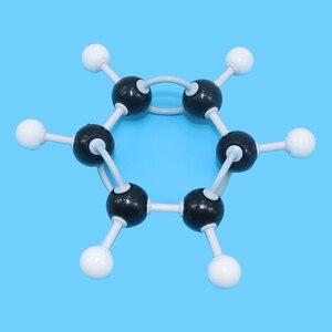 Image 2 - مناسبة لمعلمي المدارس الثانوية والطلاب مجموعة نموذج جزيئي مجموعة الكيمياء العالمية والعضوية مدرسة تعليم التعلم