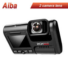DVR Video-Recorder Car-Camera Parking-Monitor Gps-Wifi Dual-Lens Night-Vision 24H J07