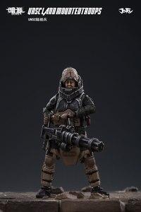 Image 5 - JOYTOY 1:25 figurka żołnierz rb onz Land kawaleria Model wojskowy kolekcja zabawki prezent darmowa wysyłka