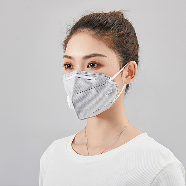 1PC KN95 Face Mouth Mask Protective Dispenser Flu Facial Template Shield Dust Cover Filter Respirator Pm2.5 N95 ffp2 ffp3 n 95 2