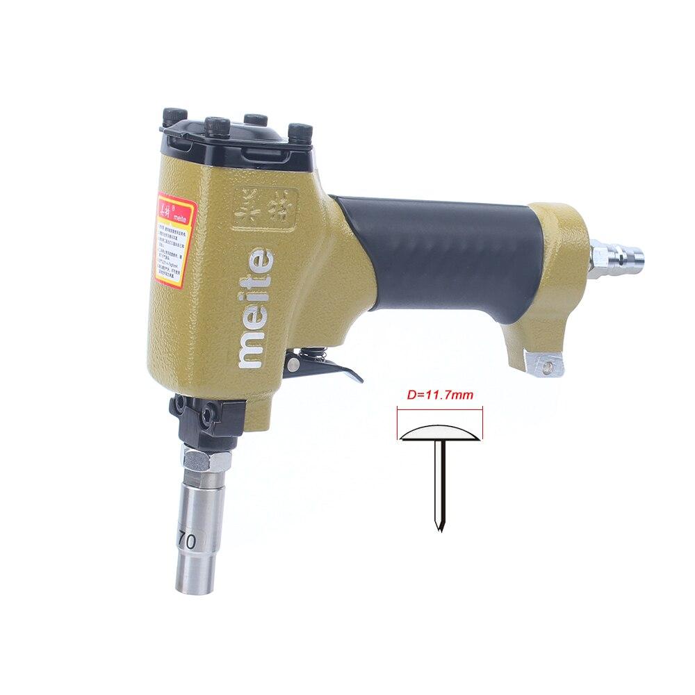Meite 1170 Pneumatic Pins Gun Air Tools for make sofa   furniture