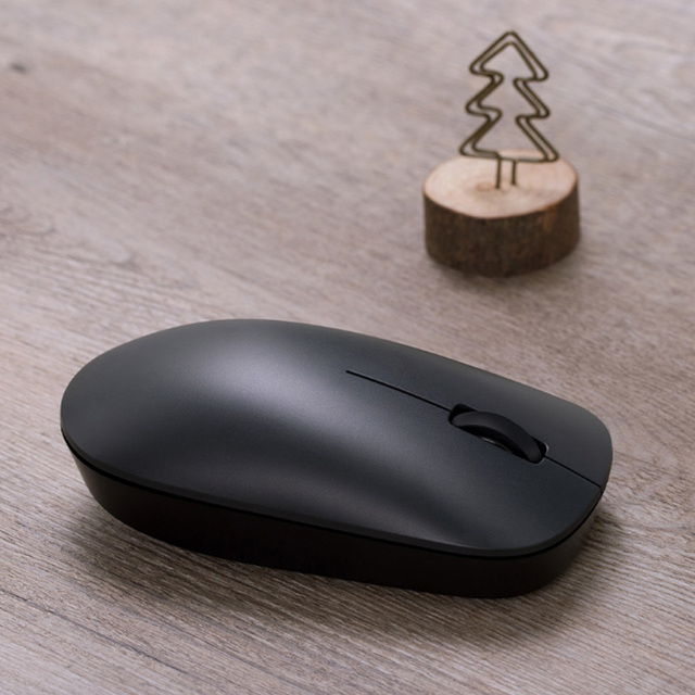 Xiaomi Wireless Mouse Lite 1000DPI  2.4GHz Ergonomic Optical Portable Mouse USB Receiver Office Game Mice For PC Lap