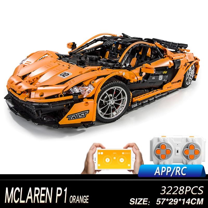 McLaren P1 APP RC