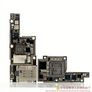 Image 1 - CNC Board Baseband Swap Drill For Iphone X 64GB 256GB Intel Qualcomm Version Motherboard ICloud Unlock Remove CPU