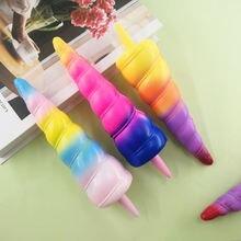Креативная кавайная Русалка Единорог хот дог Кепка для ручки