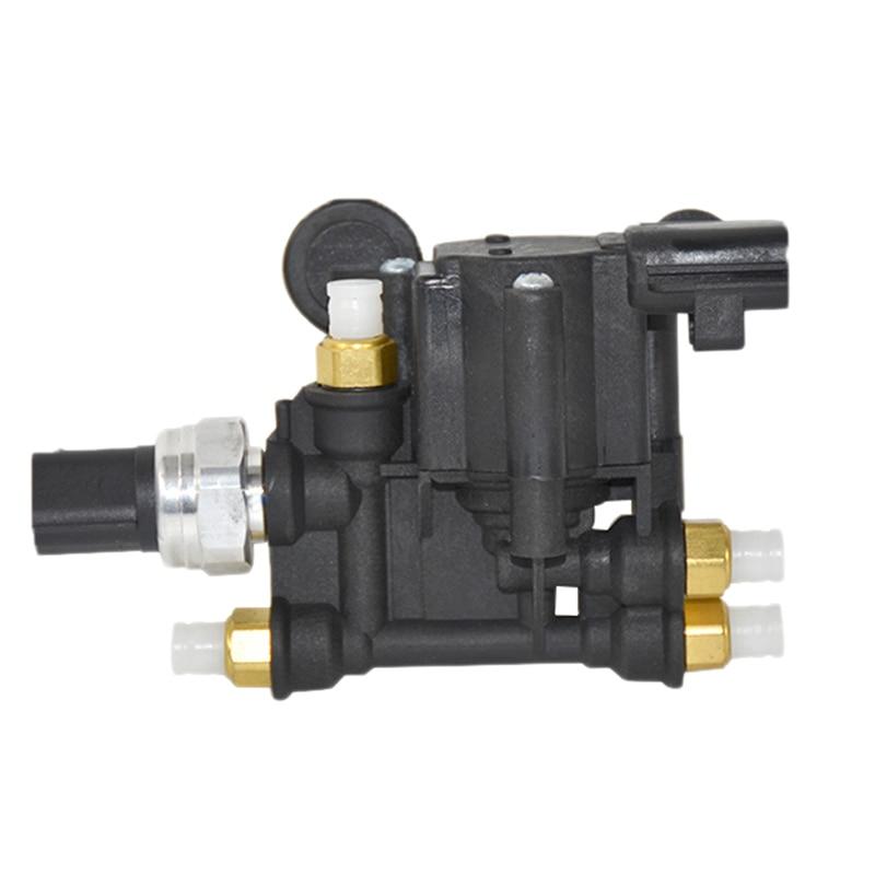 ランドローバーレンジローバーエアサスペンションバルブ制御ユニット L322 2006-2012 空気減衰調剤バルブ RVH000046