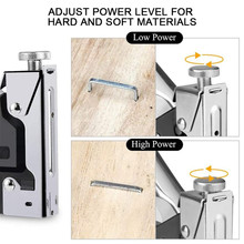 3 In 1 Multitool Nail Staple Furniture Stapler Tools For Furniture Wood Door Upholstery